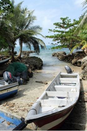 Playa La Miel - Panamá
