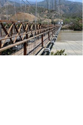 Puente de Occidente - Santa Fe de Antioquia