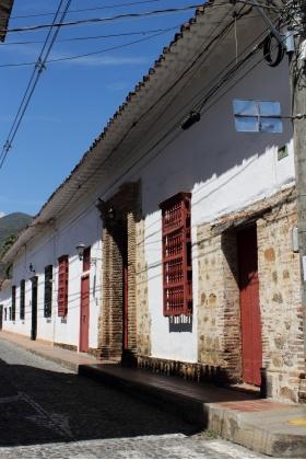 Santa Fe de Antioquia - Calle empedrada