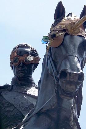 Simón Bolívar Steampunk