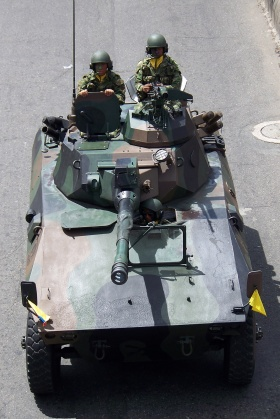 Tanque Cascavel - Medellín - Colombia