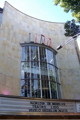 Teatro Lido - Medellín