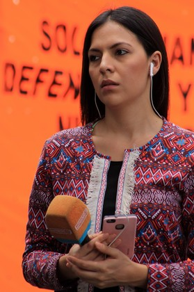 Telemedellín - Periodista - Dayana Isaza