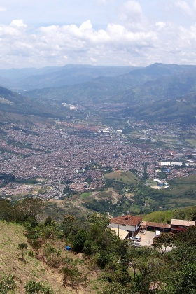 Parapente - San Félix - Antioquia - Colombia